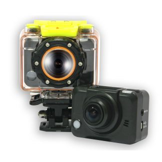 SPRINT-TEK HD CAMERA PACK - XPC-A102W_1