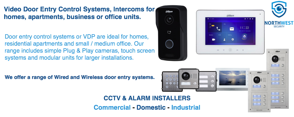 Cctv Systems Intruder Alarm Installers Northwest Security
