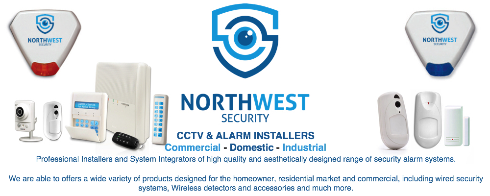 Northwest Security Residential and Commercial Burglar Alarm Installers