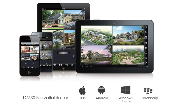 Smart Phone / Tablet viewing
