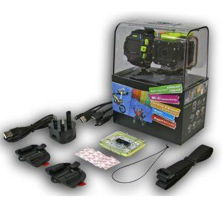 ACTION-TEK HD REMOTE VIEW CAMERA KIT XPC-A112W