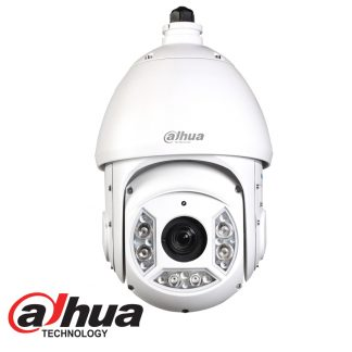2Mp Full HD 20 x Optical Zoom Network IR PTZ Dome Camera SD6C220T-HN