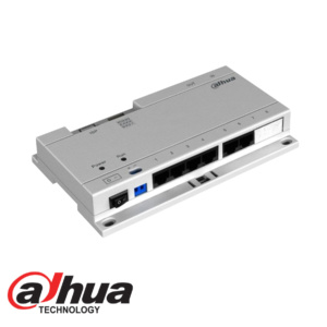 6 PORT PASSIVE POE SWITCH VTNS1060A