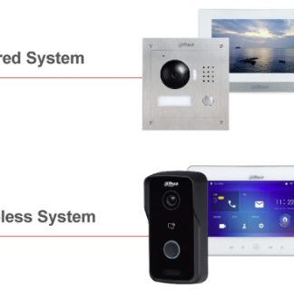 Door Entry Video Control Systems from Northwest Security