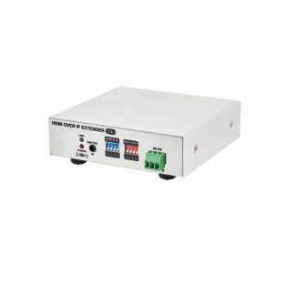 HDMI OVER IP EXTENDER WITH RS232 TRANSMITTER DA-HL101T