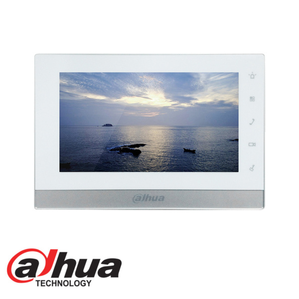 """INDOOR 7"""" TOUCH SCREEN LCD MONITOR DHI-VTH1550CH"""