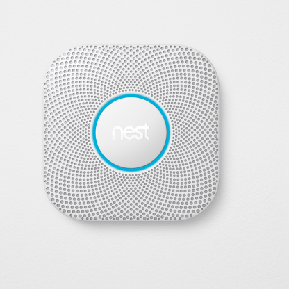 Nest Protect - smoke alarm and Carbon monoxide detector