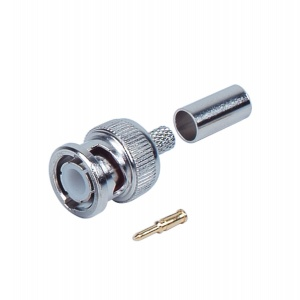 BNC CT100 CRIMP ON CONNECTOR PR041