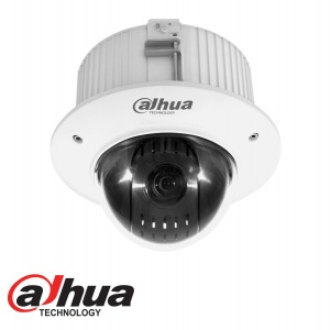 DAHUA HDCVI 1080P IN CEILING MINI PTZ DOME CAMERA 12X ZOOM SD42C212I-HC