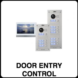DOOR ENTRY CONTROL