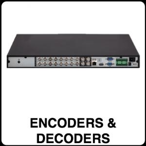 IP ENCODERS & DECODERS
