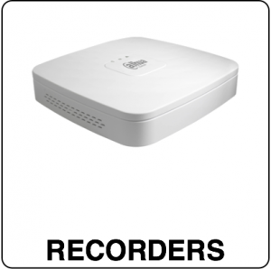HDCVI RECORDERS