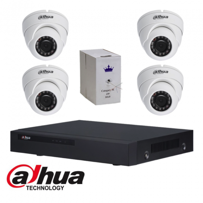 NWS-IP4x2D 4 Channel IP 1.3 Megapixel 2 TB Kit