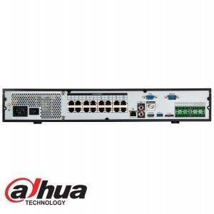 DAHUA IP 16CH NVR - POE Part No- NVR4416-16P BACK