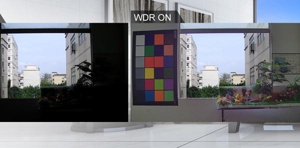 Digital Wide Dynamic Range