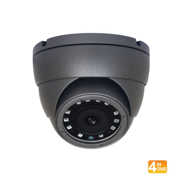 IR LAB 4 IN 1 1080P MINI IR DOME 2.8MM LENS Part No- CIR-EBS44GRC FROM NORTHWEST SECURITY