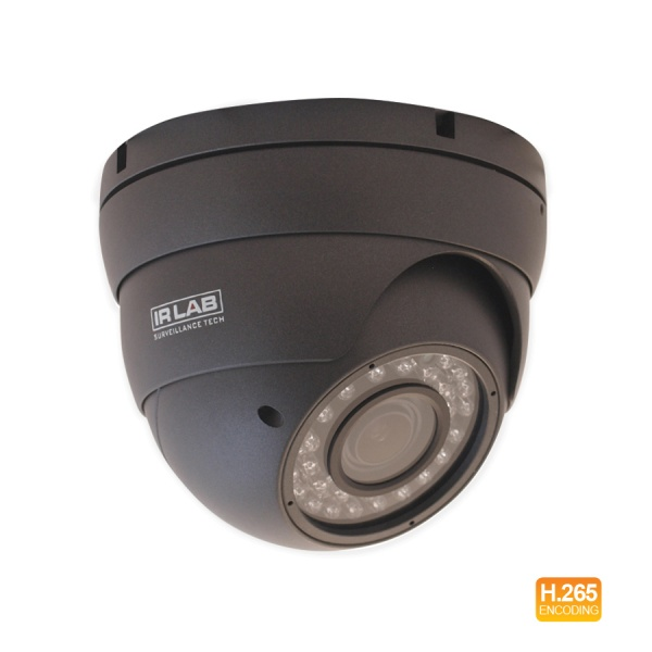 IR LAB IP 4.0MP H.264 IR DOME 2.8-12MM LENS Part No- CIR-SR46NHC-G FROM NORTHWEST SECURITY