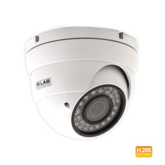 IR LAB IP 4.0MP H.264 IR DOME 2.8-12MM LENS Part No- CIR-SR46NHC-W FROM NORTHWEST SECURITY