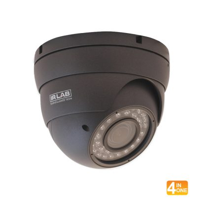 IRLAB HDCVI 4 IN 1 1080P IR DOME 2.8-12MM MOTORISED LENS Part No- CIR-DR46GRC-G FROM NORTHWEST SECURITY