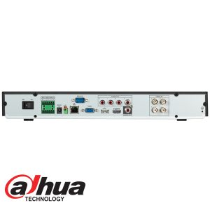 DAHUA HDCVI 1080P REAL TIME 4CH DVR S2 Part No: HCVR7204A-S2