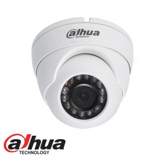 DAHUA IP 3MP IR EXT DOME CAMERA - 6.0MM LENS IPC-HDW4300S-600
