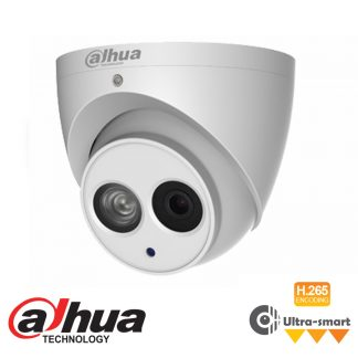 DAHUA IP 2MP H.265 SINGLE IR DOME - 3.6MM LENS IPC-HDW4231EM-AS-360