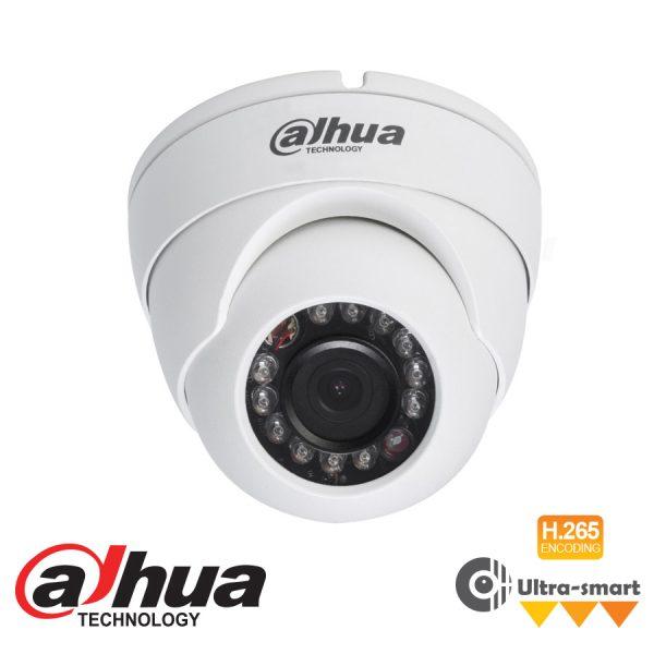 DAHUA IP 2MP H265 IR MINI DOME - 3.6MM LENS IPC-HDW4231MP-360