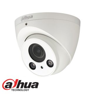 DAHUA IP 4.0MP IR DOME 2.7-12MM MOTORISED LENS IPC-HDW2421R-ZS