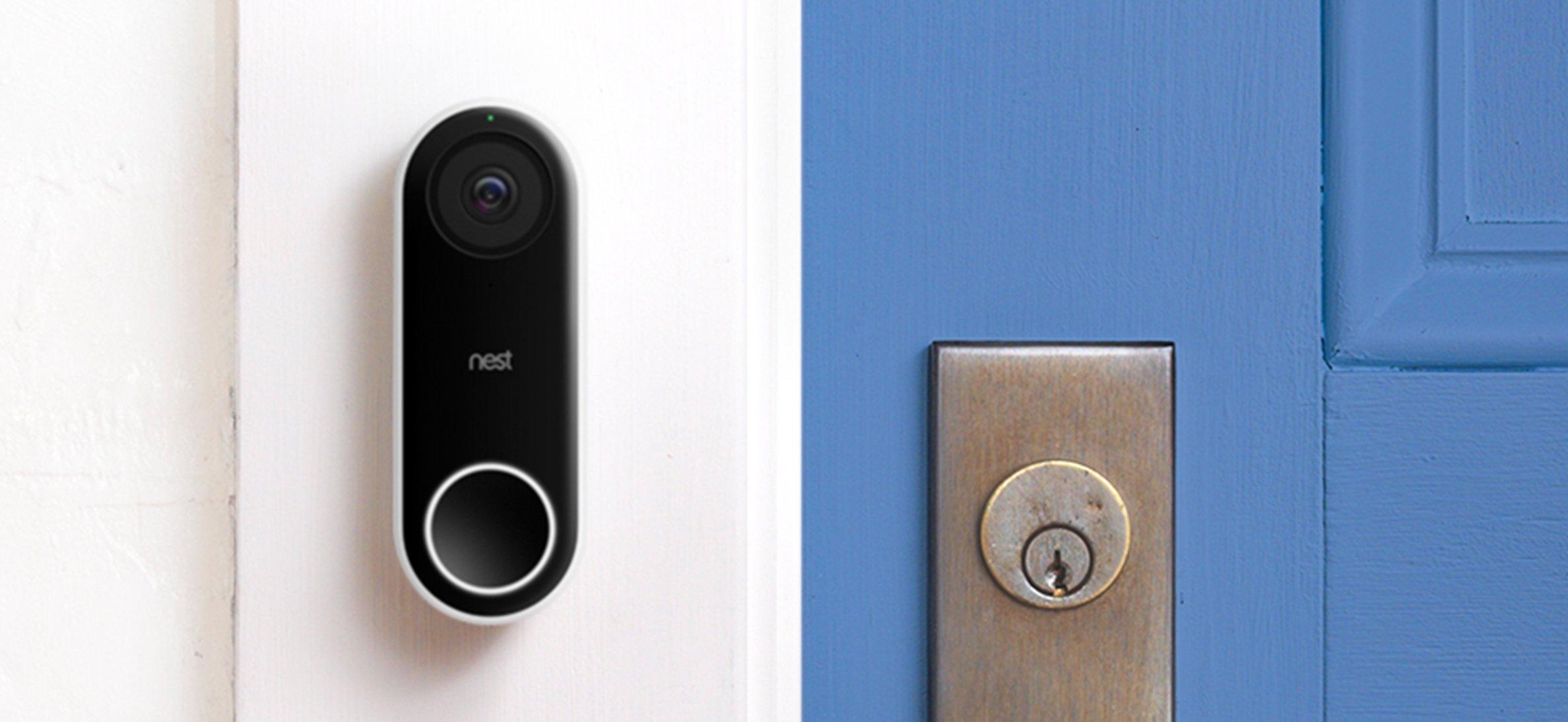 Nest Hello - Smart Door Bell