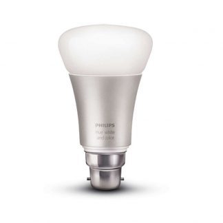 Philips Hue white and colour ambiance B22 lamp