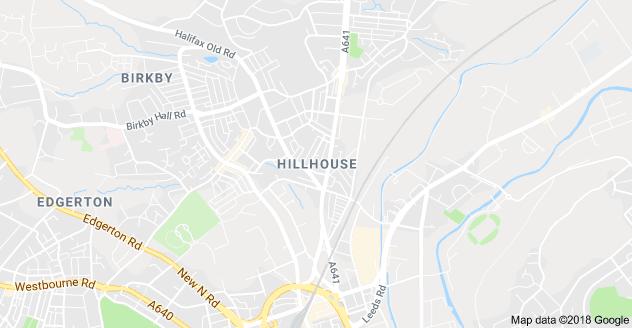 Burglar Alarm Installer in Hillhouse, West Yorkshire