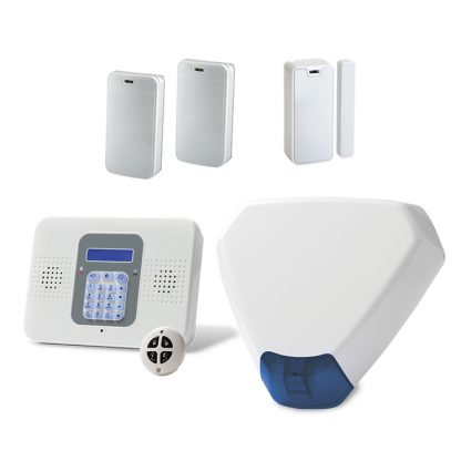 RISCO CommPact Alarm System - KITCOMMPACTUK