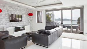 Wireless detectors Living Room risco