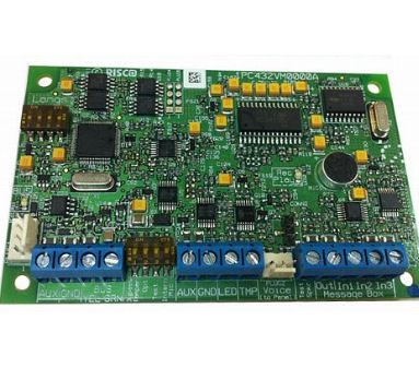 RP432EV0001C - LightSYS2 or ProSYS Plus VOICE Module PCB