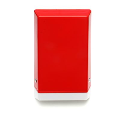 RISCO Nova 2 red cover with opal lens - GT22402