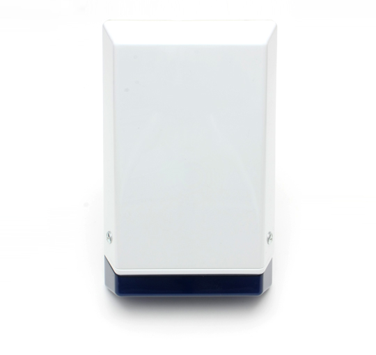 RISCO Nova 2 white cover with blue lens - GT22404