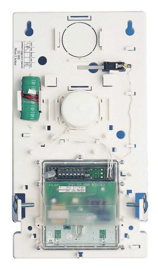RISCO Novagard 2 Merit external sounder- no cover - GT22664GA
