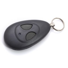 2-Button Panic Keyfob