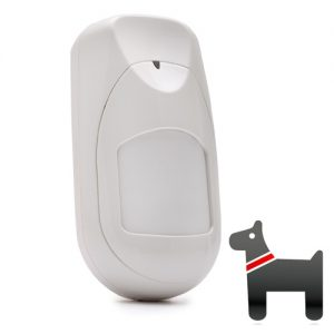 2- Way iWAVE PIR /Pet Detector