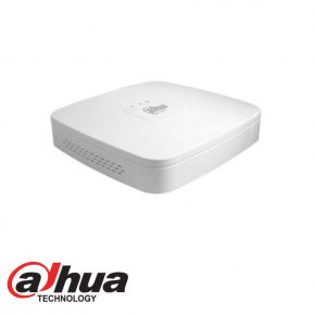 DAHUA IP 4 CHANNEL 8MP POE+ H.265 CUBE NVR