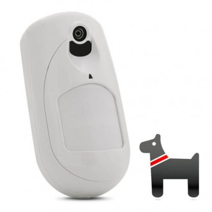 Risco 2-way wireless PET PIR with camera - RWX95CMP800B - Northwest Security