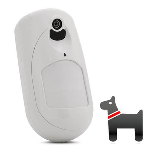 Risco 2-way wireless PET PIR with camera - RWX95CMP800B - Northwest Security