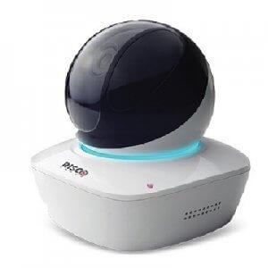 VUpoint pan & tilt camera with PSU