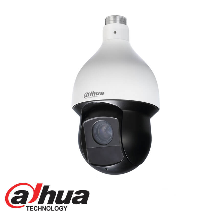 DAHUA IP 2 0MP IR 25X ZOOM STARLIGHT PTZ DOME CAMERA
