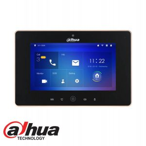INDOOR 7″ TOUCH SCREEN LCD MONITOR WITH WIFI