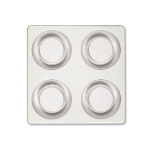 RS300IS4000 - Soundgard Internal Siren 4 disc piezo