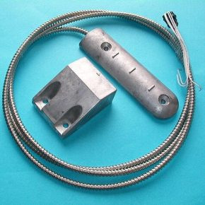G2 R/S contact – 2m arm. sleeving